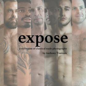 expose: a collection of classical nude photographs