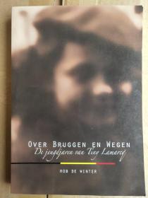Over Bruggen en Wegen:De jeugdjaren van Ting Lamarcy  荷兰语原版 16开 奇幻插图本