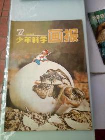 少年科学画报(1984年7期)