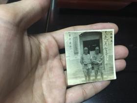 日本侵华老照片 2张,1张--诸城电信所, 1张--潍县高粱地里埋伏的日军, 潍坊地区 《红高粱》, 日军侵华的真实写照!潍坊地区史料影像资料,不议价,议价不回,包邮