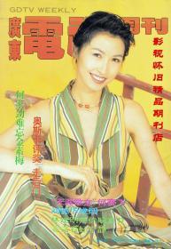 广东电视周刊  1995年36期 许晴王志文宁静何赛飞李双江梦鸽温碧霞樊亦敏
