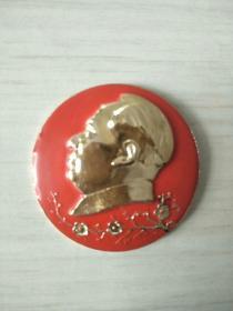 毛泽东像章5