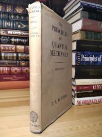 Dirac的量子力学原理 The Principles of Quantum Mechanics