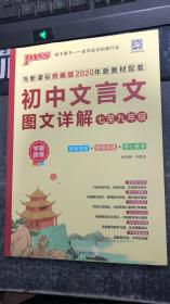 配套2020版新教材 初中文言文图文详解 七至九年级