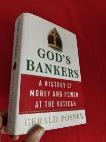 God's Bankers   (小16开,硬精装)   【详见图】