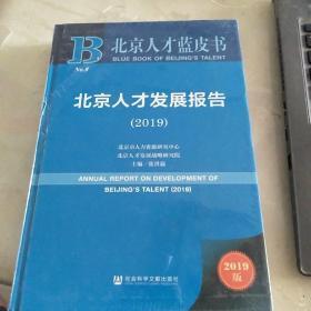 北京人才发展报告(2019)