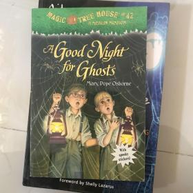 A good night for ghosts