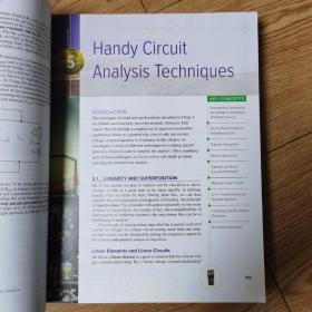 Engineering Circuit Analysis, Ninth Edition(工程电路分析,第九版)