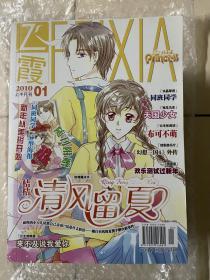 飞霞(公主志)2010年1-6合售