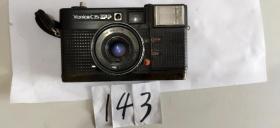 Konica柯尼卡C35EFP 相机  旧相机