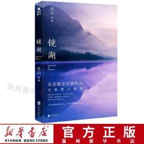 全新正版镜湖 庆山作品 从安妮宝贝到庆山 全新散文集锦 磨铁 9787559616210正版现货