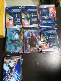 宇宙英雄奥特曼系列卡片(1000多张)
