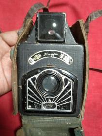 幸福牌老相机-(国产五十年代出品)