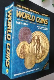 世界硬币标准目录(1601—1700)(第三版)(克劳斯出版)