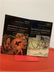 Herodotus: Volume 1 & Volume 2 (希罗多德研究文集)全二卷