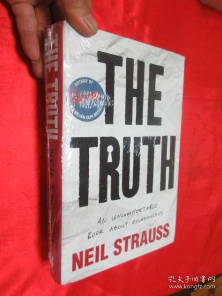 The Truth:An Uncomfortable Book About Relationships       (小16开,硬精装)  【详见图】,全新未开封