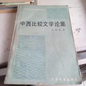 中西比较文学论集