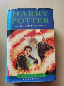 哈利波特与混血王子(英文版)