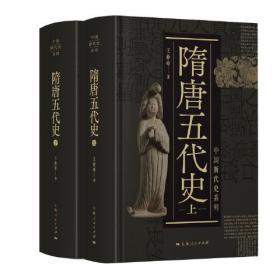 隋唐五代史(上、下)(中国断代史系列)