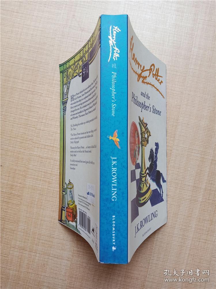 【外语原版】Harry Potter and the Philosopher