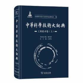 中华科学技术大词典·工程技术卷(上)