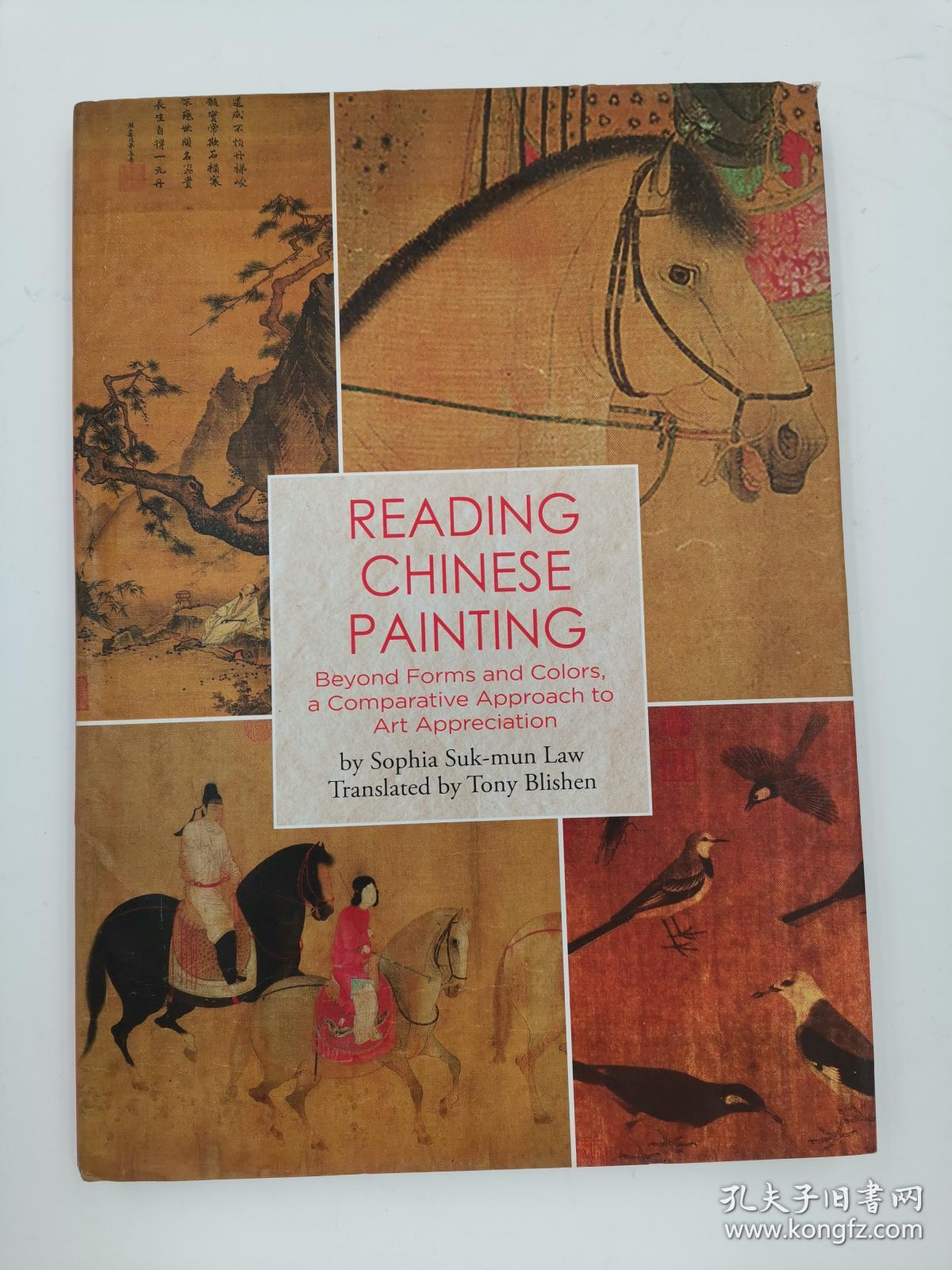Reading Painting: Beyond Forms and Colors, A Comparative Approach to Art Appreciation