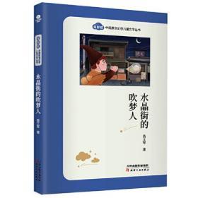 """""""奇彩虹""""中国原创幻想儿童文学丛书·水晶街的吹梦人"""