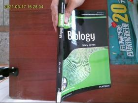 【外文原版】 Heinemann IGCSE Biology  海涅曼IGCSE生物学