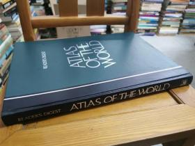 英文原版:READER'S DIGEST ATLAS OF THE WORLD