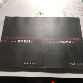 战略规划ⅠⅡ 两册合售