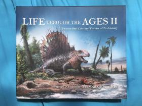 预售古往今来第二部 Life through the Ages II : Twenty-First Century Visions of Prehistory