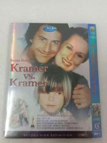 克莱默夫妇 1片DVD