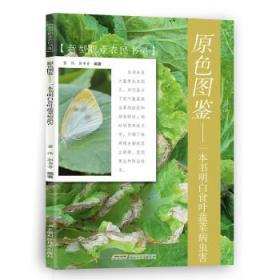 原色图鉴 一本书明白食叶蔬菜病虫害/新型职业农民书架