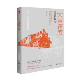 正版现货 大国速度 艰难起步 杨红光中国铁路发展史经管交通运输畅销书籍