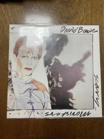 黑胶David Bowie 日本压制 版老