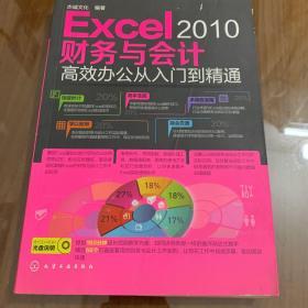 Excel 2010财务与会计高效办公从入门到精通