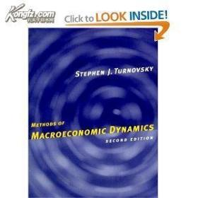 Methods of Macroeconomic Dynamics ,International Macroeconomic Dynamics(2本)
