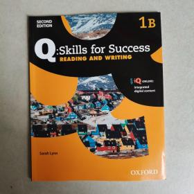 Q:Skills for Success: Reading and Writing(1B)  全新如图