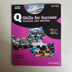 Q:Skills for Success: Reading and Writing(INTRO)  全新如图