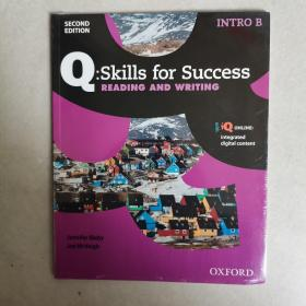Q:Skills for Success: Reading and Writing(INTRO  B)  全新如图