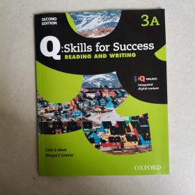 Q:Skills for Success: Reading and Writing(3A)  全新如图