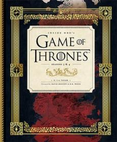 Inside HBO's Game of Thrones II: Seasons 3 & 4,《权力的游戏》第3季&第4季设定集,英文原版