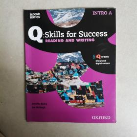 Q:Skills for Success: Reading and Writing(INTRO  A)  全新如图
