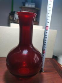 老琉璃花瓶