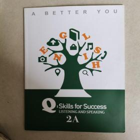 Q:Skills for Success: Reading and Writing(2A)  全新如图