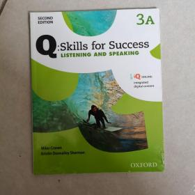 Q:Skills for Success: Listening and Speaking ( 3A) 全新如图
