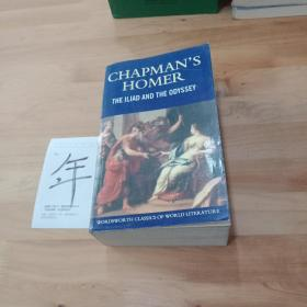 Chapman's Homer:The Iliad and The Odyssey