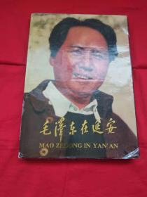 毛泽东在廷安(画册)