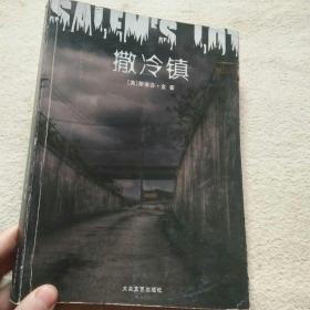 撒冷镇:世界现代恐怖小说之王斯蒂芬·金三部曲
