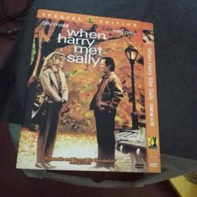 DVD男欢女爱/当哈利遇到莎莉 When Harry Met Sally... (1989)